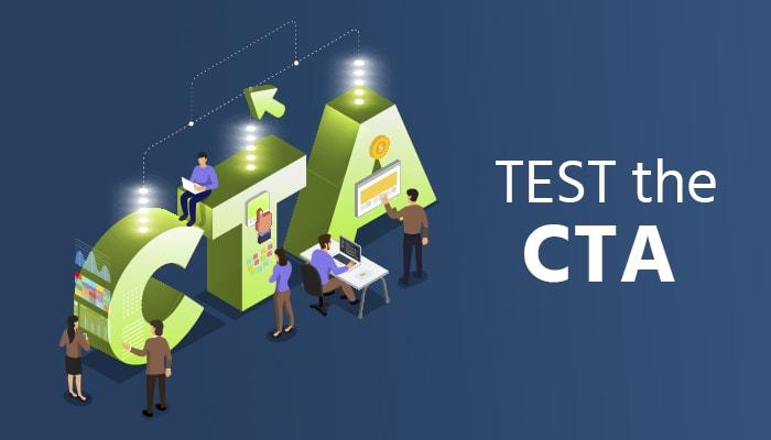 test cta