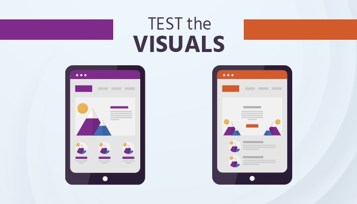 test visuals